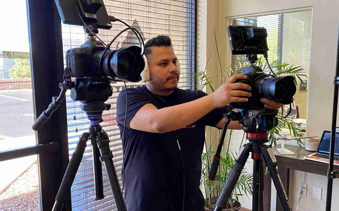 corporate videography and video production