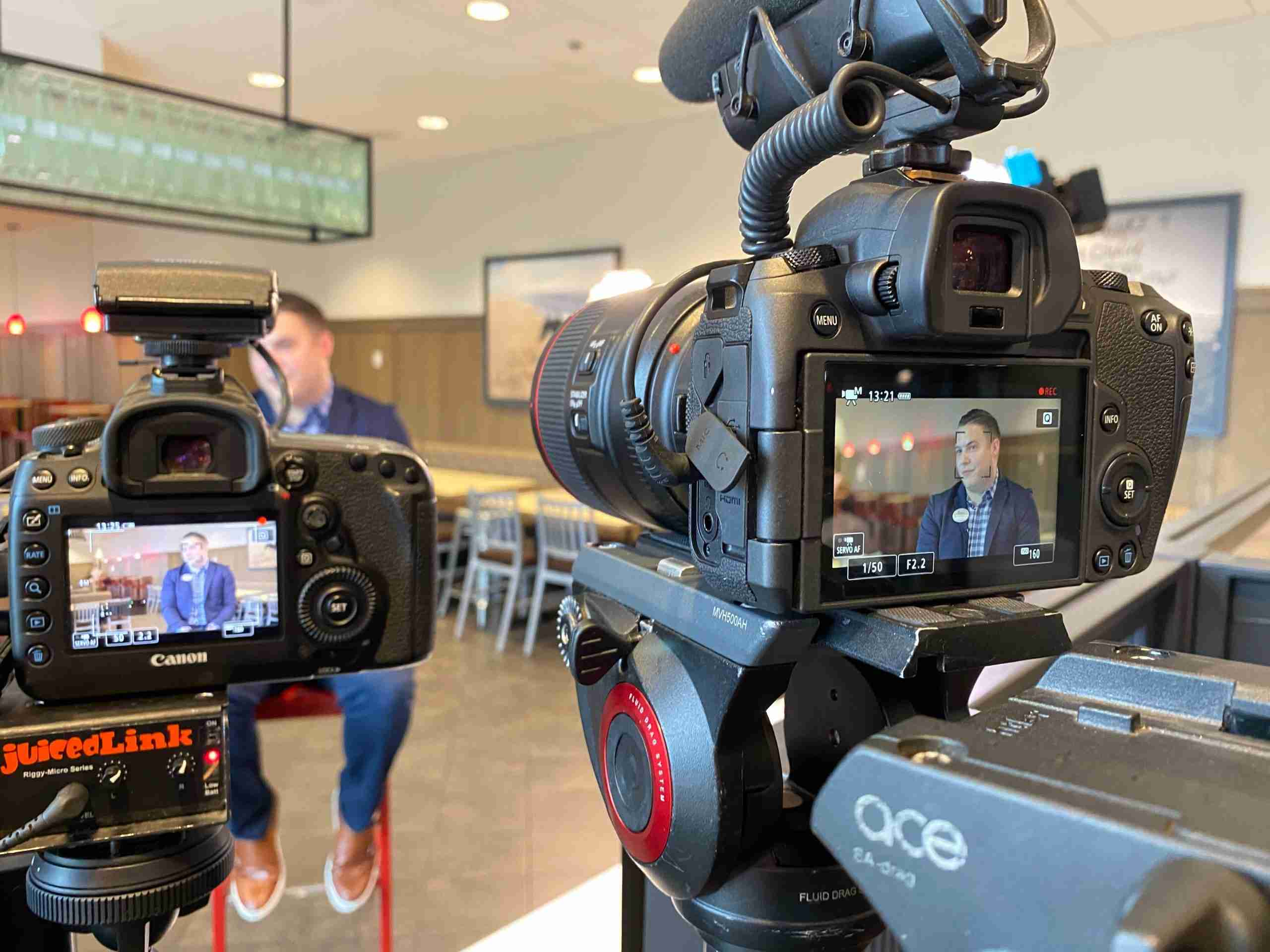 Franchise Filming Video Production